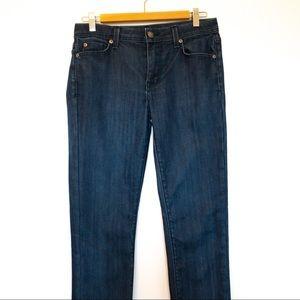 Fidelity Women Size28 Jeans Stevie Mid Rise Skinny